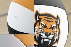 Volleyball Ball Animated Mockup Product Image 6
