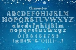 Web Font The Glopy Product Image 6