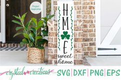 St. Patrick's Day Porch Sign 10x36 Bundle SVG, DXF, PNG, EPS Product Image 3
