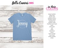 Bella Canvas 3005 Mockup Bundle, V-Neck Tshirt Bundle Product Image 3