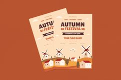 Autumn Festival Flyer Product Image 3