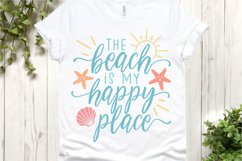 Beach SVG Bundle - Cut Files for Crafters Product Image 8