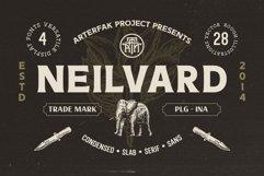 Neilvard - Font Set Product Image 1