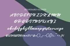 Mangotea - Script Font Product Image 6