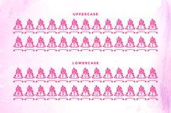 Yunicorn - Monogram Font Product Image 4