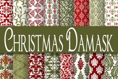 Christmas Bundle - Includes Over 200 Digital Papers Product Image 2