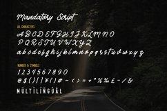 Mandatory Vintage Font Duo ! Product Image 4