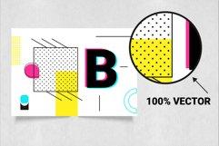 Neon geometric shape,poster,patten Product Image 5