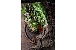 Chard mangold salad leaves Product Image 1
