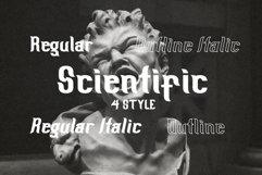 Scientist Castle - Family Slab Serif Font Product Image 4