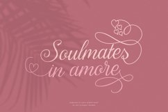 Forever in Love Script Font Product Image 3