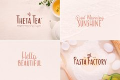 Cake & Cutie   A Handwritten Typeface Product Image 6