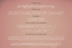 Madalina Smile - a monoline handwritten script font Product Image 4