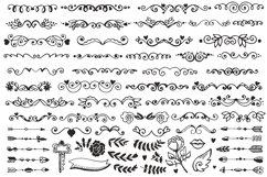270 elements Vintage Decorations Set Product Image 4