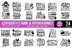 Home & Kitchen SVG bundle Product Image 1