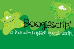 ZP Boogiescript Product Image 1