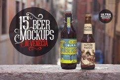 Bundle Venecia x15 | Beer Mockups Product Image 1