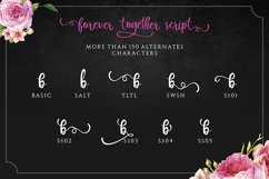 Forever Together - Romantic Font Duo Product Image 5