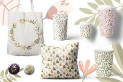 Simple Flowers - Vector Clip Art Set Product Image 4