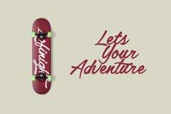 Lakeland Brush font Product Image 3