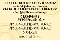 Sweet Melon Font Duo Product Image 3