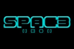 Spac3 - Neon Product Image 1