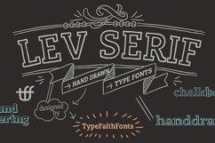 Lev Serif Product Image 2