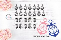 Anchor Mono Font Product Image 1