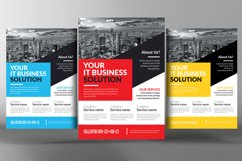 Advertising Company Flyer Template Product Image 1