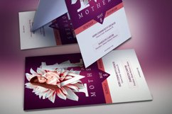 Mothers Day Church Flyer Template Product Image 3