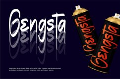The Edensick   Handwritten Font Product Image 5