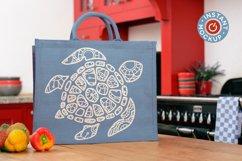 Instant mockup Burlap shopping bag, tote bag, jute bag Product Image 6