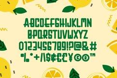 Florida - Cute Display Font Product Image 3