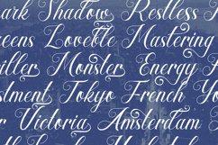 Hesty Aqaky - Modern Script Font Product Image 12