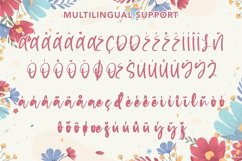 Web Font Goldsmith - Beauty Handwritten Font Product Image 6
