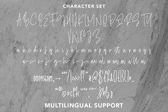 Web Font Distance - Cool Signature Font Product Image 2