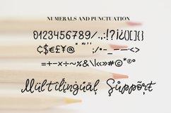 Simple Monoline A Handwritten Font Product Image 3
