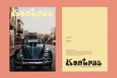 Hofisem Retro Serif Typeface Product Image 5
