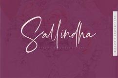 Bellandha Signature - Elegant Signature Font Product Image 5