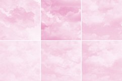 Pink Watercolor Texture Backgrounds Product Image 2