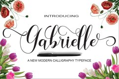 Gabrielle Product Image 1