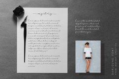 Darloune | An Elegant Calligraphy Product Image 5