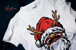 Christmas SVG, Christmas Santa Product Image 4