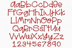 Reagan Embroidery Font 1435 Product Image 2