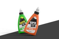 Glue Bottle Mockup Product Image 3