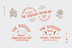 The Dodger + Extra Vector Product Image 5