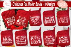 Bestseller Mega Pot Holder / Kitchen Baking Bundle SVG Product Image 3