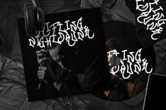 Web Font Graffiti Gangsta Font Product Image 5