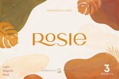 Rosie Sans - Gorgeous Typeface Product Image 1