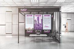 Exhibition Trade Show Shell Scheme Mockup Product Image 1
